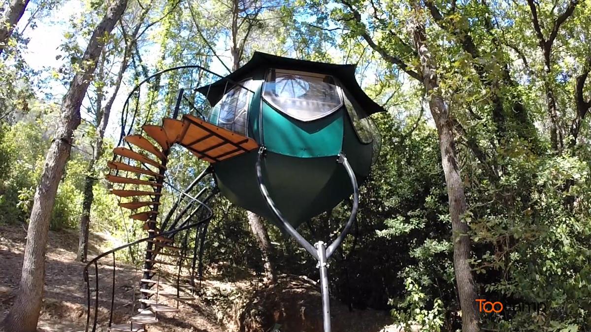 Découvrez le camping La Tuilière