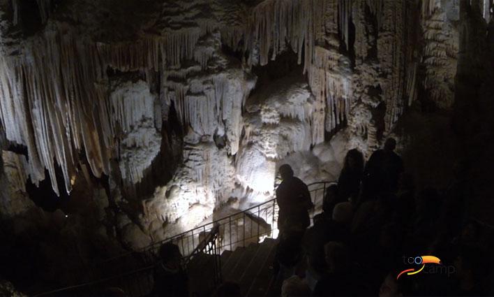 Découvrez la Grotte d'Aven Orgnac - Ardèche