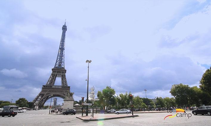 Les plus beaux campings de Paris en vidéo