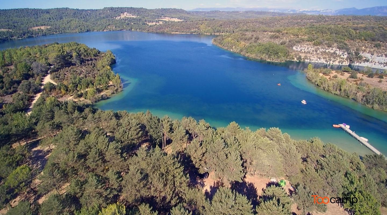 Camping - Saint-Laurent-du-Verdon - Provence-Alpes-Côte d'Azur - La Farigoulette