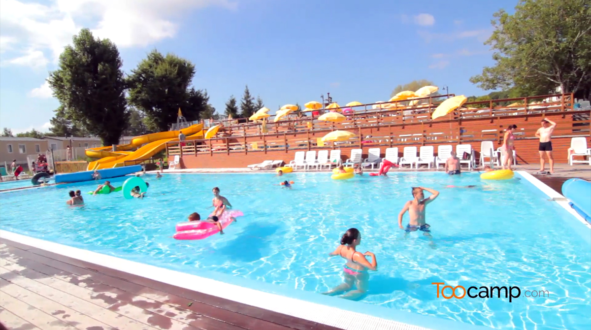 Camping - Atur - Aquitaine - Le Grand Dague