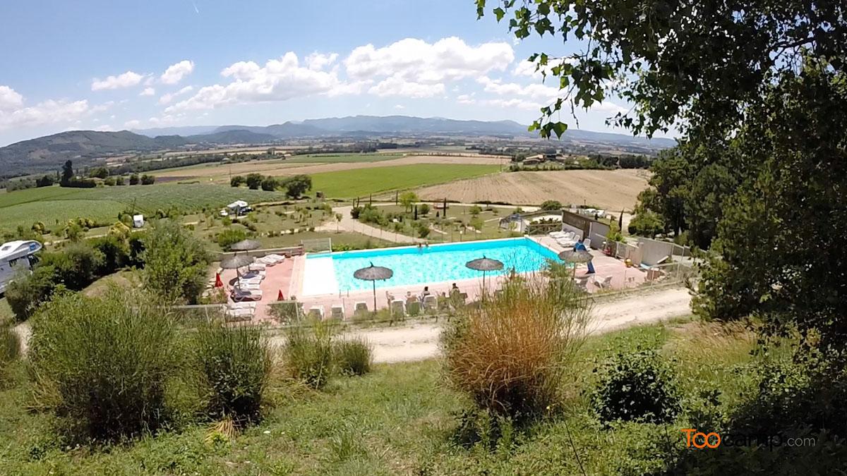 Camping - Marsanne - Rhône-Alpes - Les Bastets
