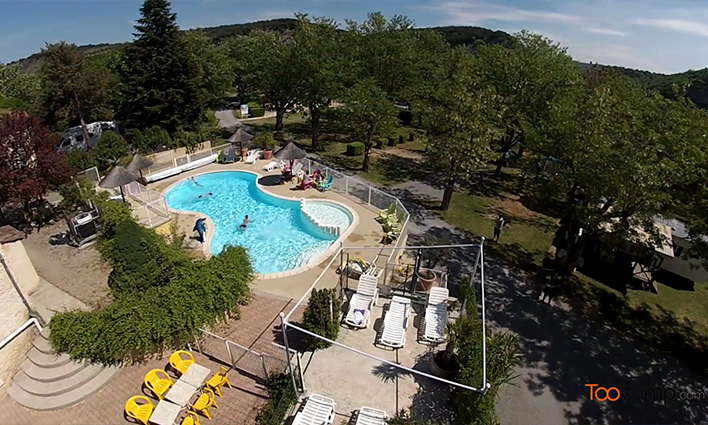 Camping - Sun Camping - Sampzon - Rhône-Alpes - France