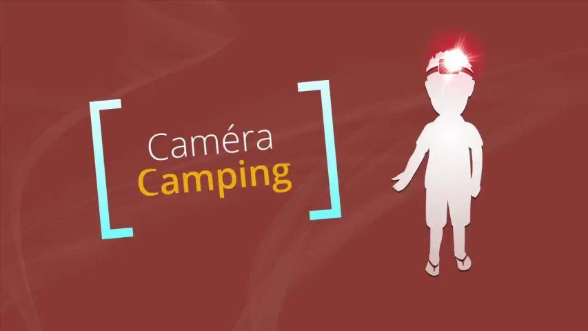 Camping à La Ferme Marchesi