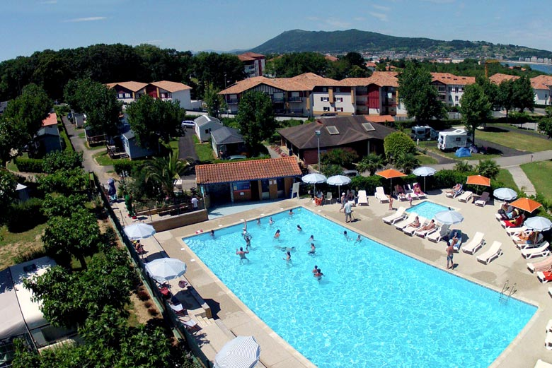 Camping - Ametza - Hendaye - Aquitaine - France