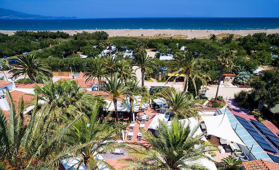 Camping - Aquarius - Sant Pere Pescador - Costa Brava - Espagne