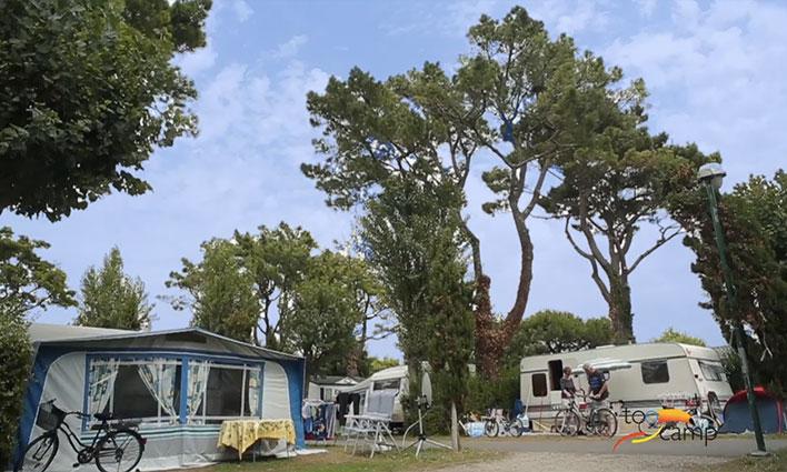 Camping - Aux Coeurs Vendéens - Saint-Jean-de-Monts - Pays de Loire - France