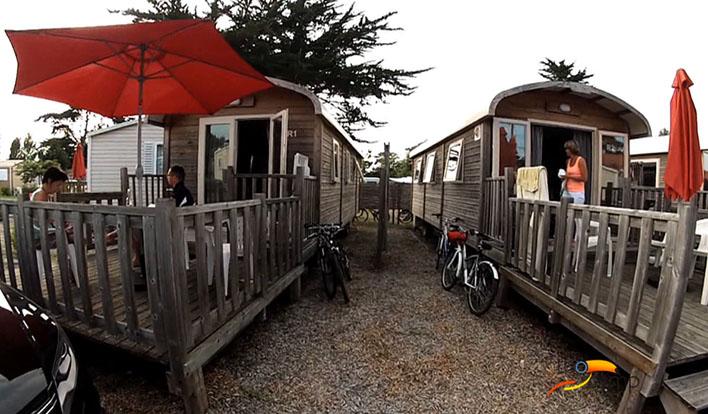 Camping - Bel Air - Pornichet - Pays de Loire - France