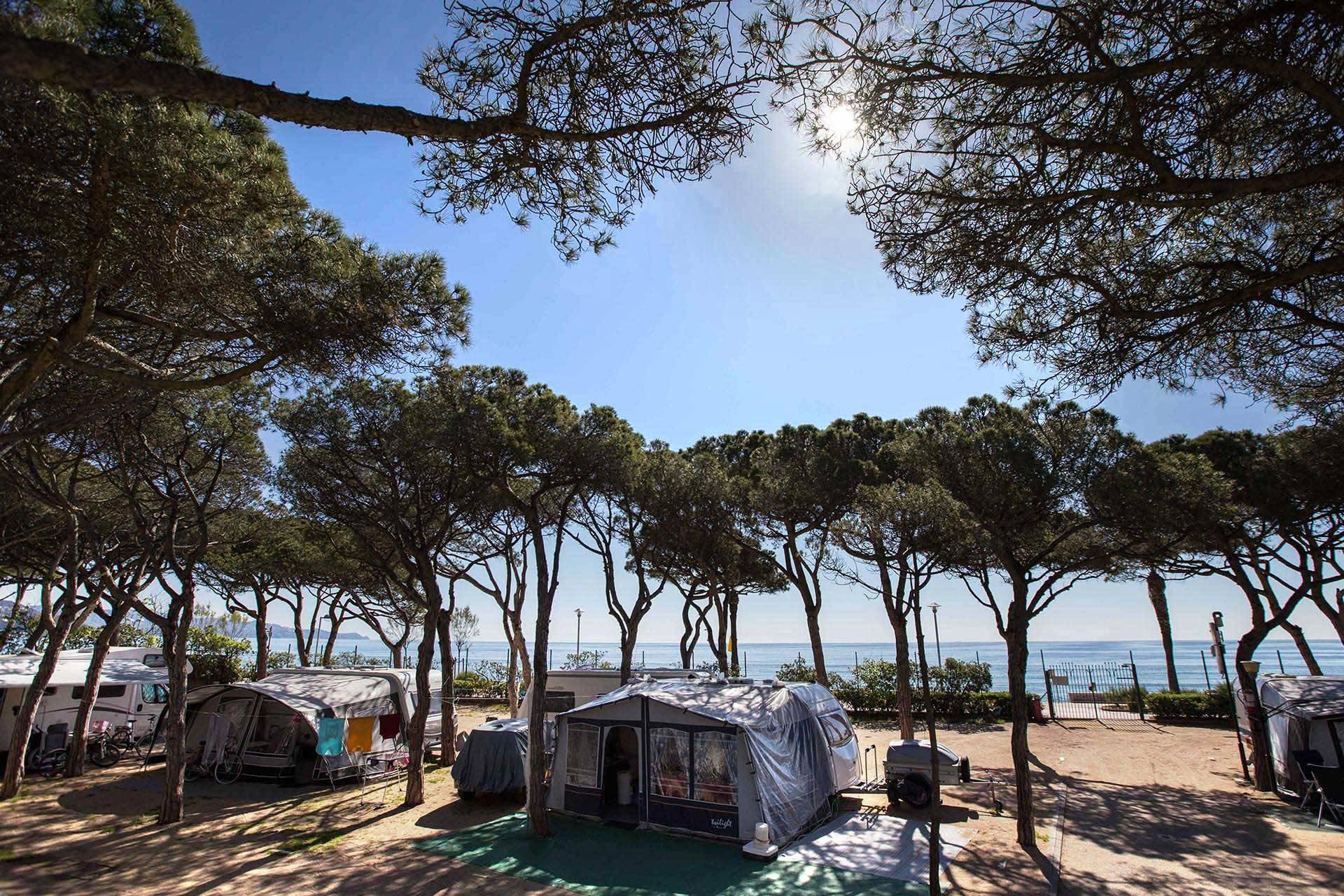 Camping - Blanes - Blanes - Costa Brava - Espagne