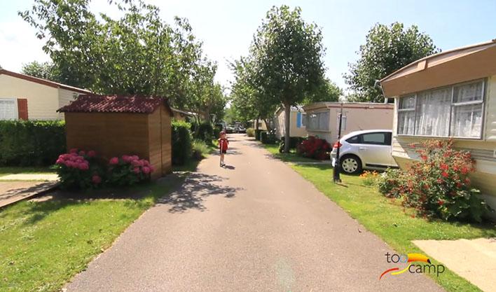 Camping - Chez Mireille - Berck - Nord-Pas de Calais - France