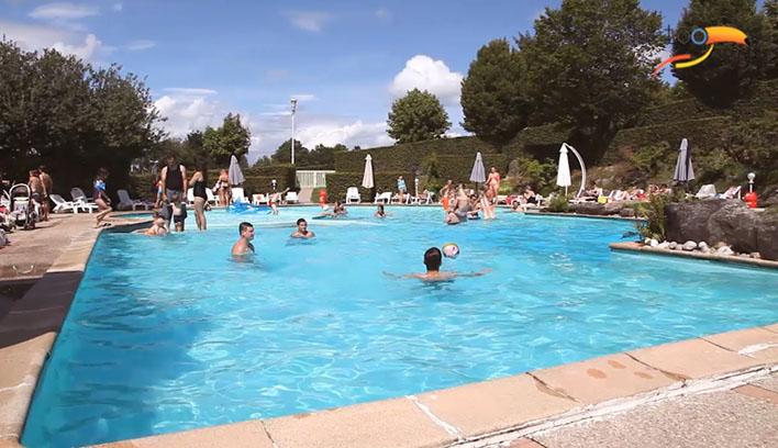 Camping - Sanchey - Lorraine - Club Lac de Bouzey
