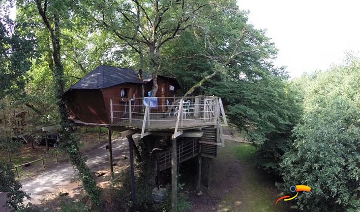 Camping - Dienné - Poitou-Charentes - DéfiPlanet à Dienné