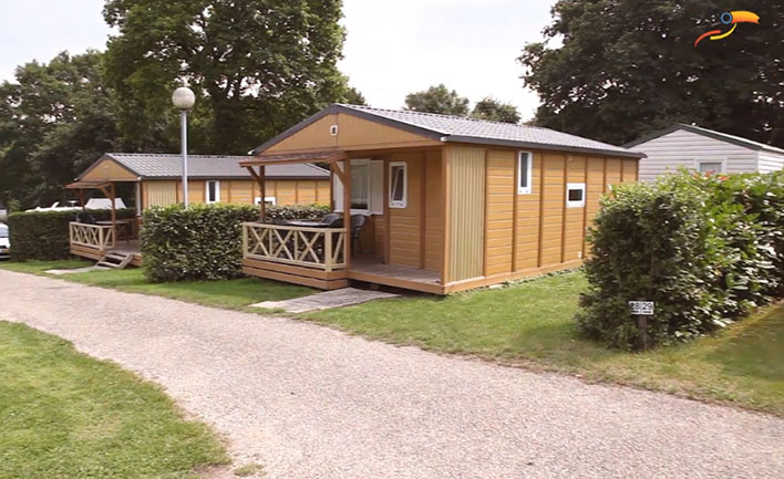 Camping - Burtoncourt - Lorraine - La Croix du Bois Sacker