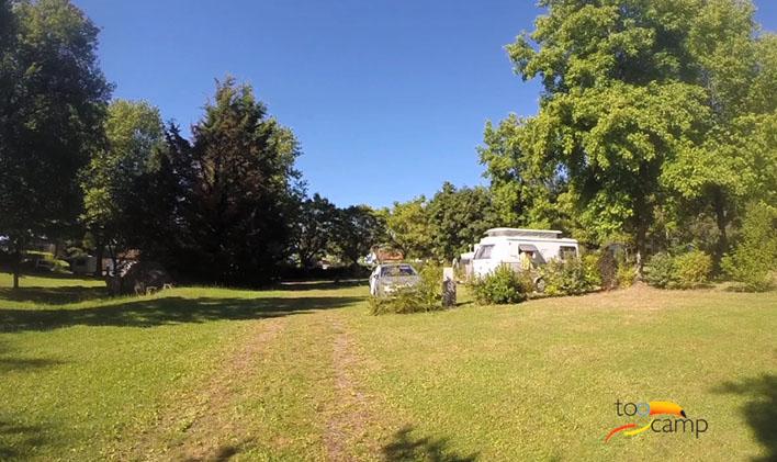Camping - Camping de la Glane - Saint-Junien - Limousin - France