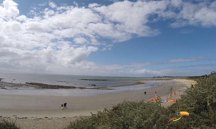 Camping - Camping de la Plage - La Trinité-sur-Mer - Bretagne - France