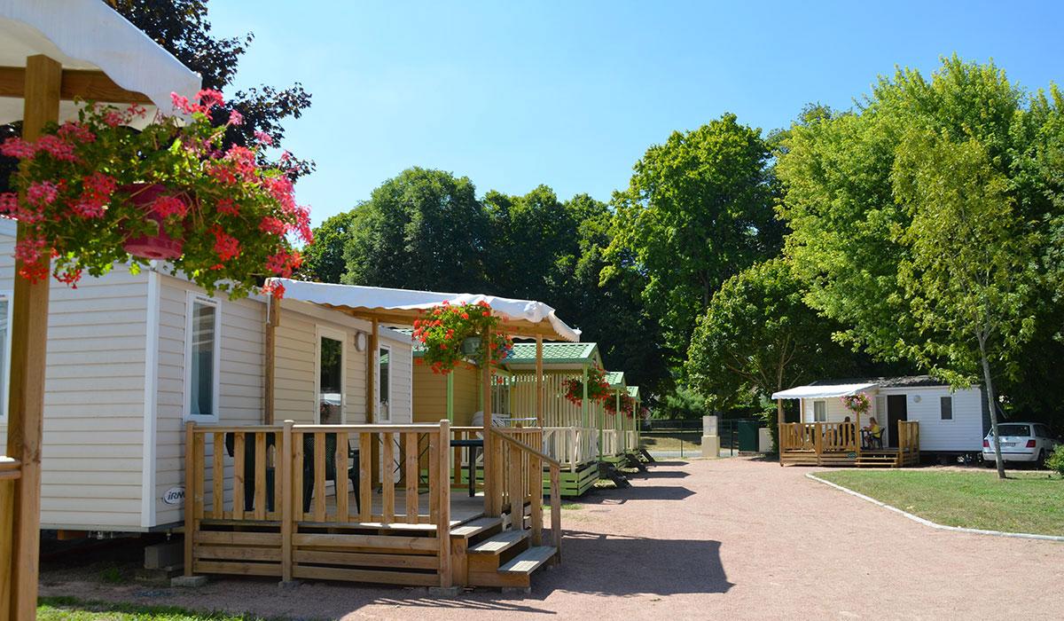 Camping - Decize - Bourgogne - Camping des Halles
