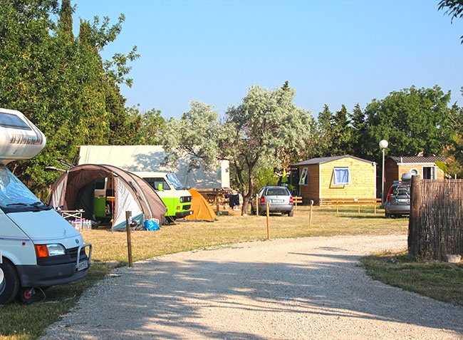 Camping - La Palme - Languedoc-Roussillon - Domaine de la Palme