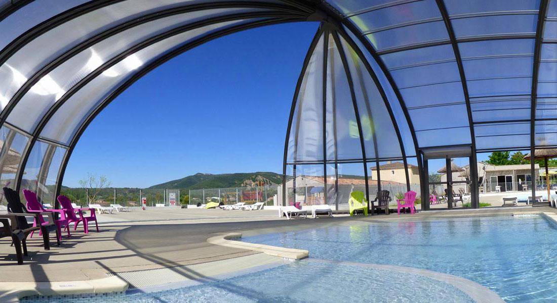 Camping vallon pont d 39 arc parc aquatique 4 campings - Camping vallon pont d arc piscine ...