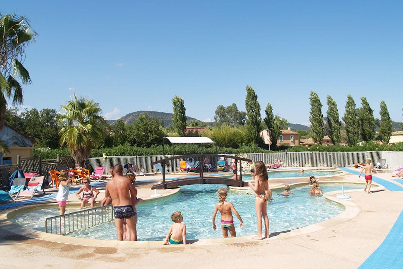 Camping - Grimaud - Provence-Alpes-Côte d'Azur - Domaine du Golfe de St Tropez
