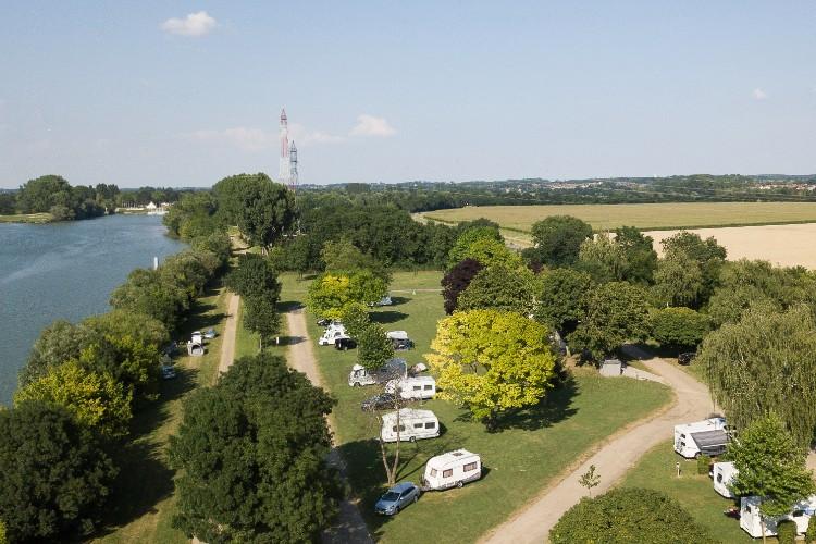 Camping Pont de Bourgogne