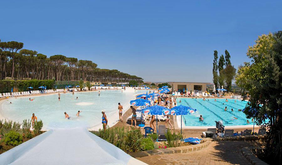 Camping - Rome - Latium - Fabulous