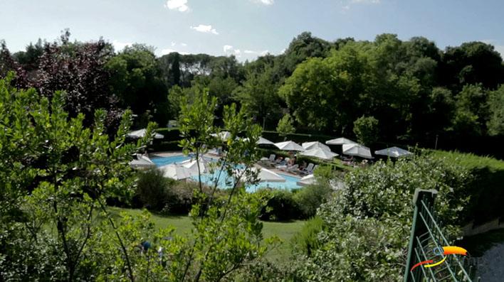 Camping - Flaminio Village Camping Bungalow Park - Rome - Latium - Italie