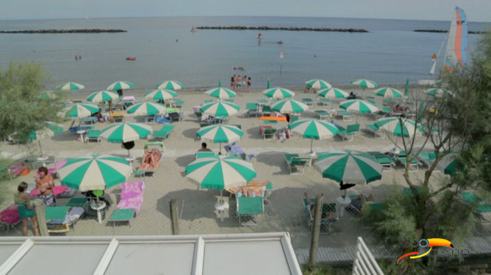 Camping - Lido degli Scacchi - Emilie Romagne - Florenz