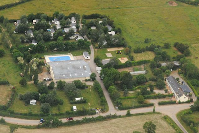 Camping - Kernéjeune - Arzal - Bretagne - France