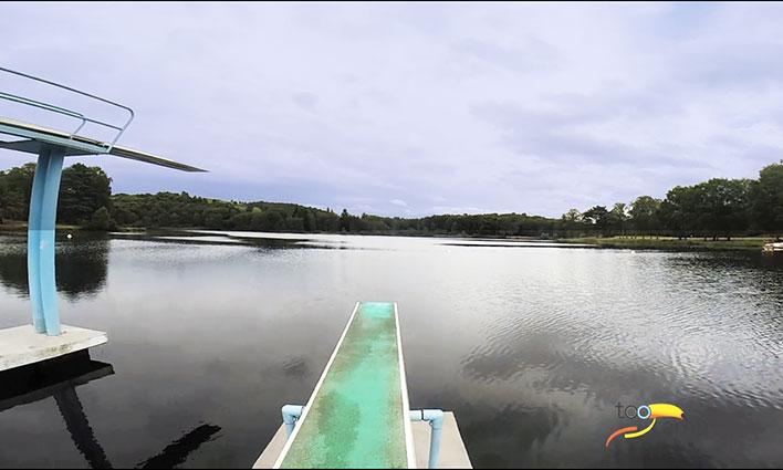 Camping - Beynat - Limousin - Lac de Miel