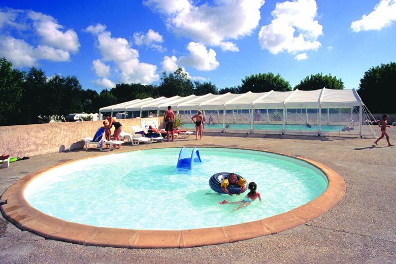 Camping - La Clé des Champs - Les Mathes-La Palmyre - Poitou-Charentes - France