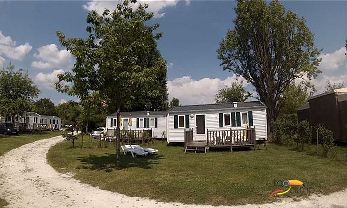 Camping - Ballan-Miré - Grand Centre - La Mignardière