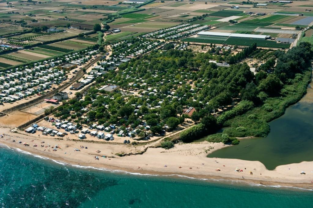 Camping - Malgrat de Mar - Costa Brava - La Tordera