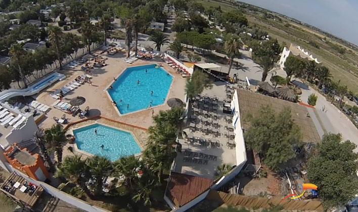 Camping - Bahia Club - Le Barcarès - Languedoc-Roussillon - France