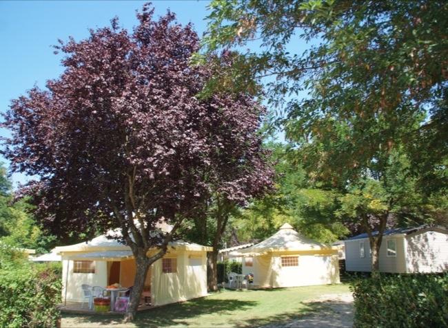 Camping - Hauterives - Rhône-Alpes - Le Château
