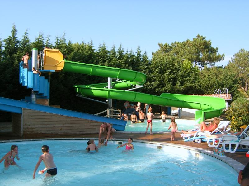 Camping pleine foret 3 toiles andernos les bains toocamp - Camping arcachon piscine ...