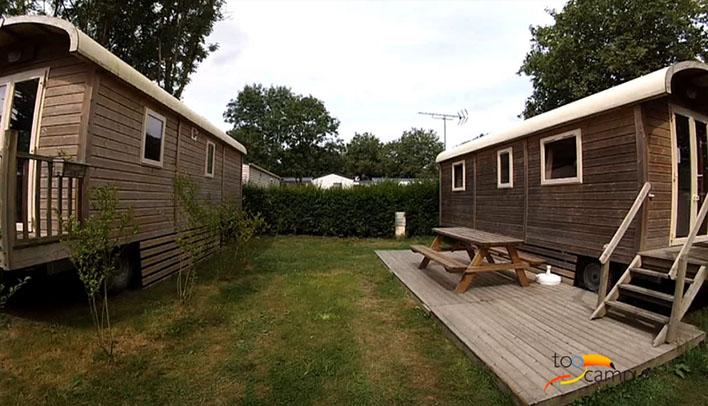 Camping - Domaine de Bréhadour - Guérande - Pays de Loire - France