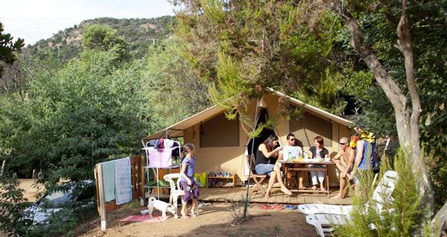 Camping Parc Camping de Pramousquier