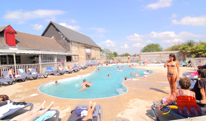 Camping - Le Ridin - Le Crotoy - Picardie - France
