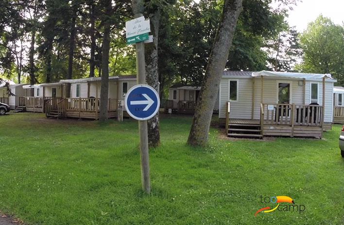 Découvrez le camping Le Rochat Belle-Isle