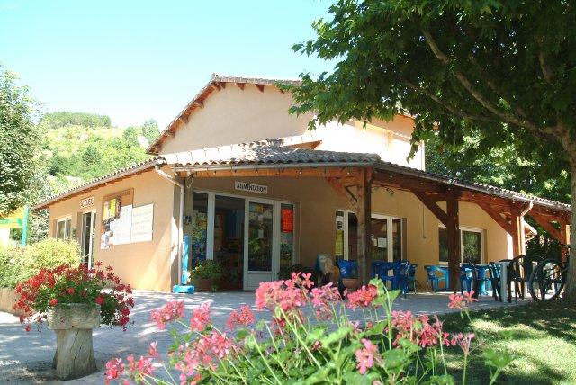 Camping - Millau - Midi-Pyrénées - Les Erables