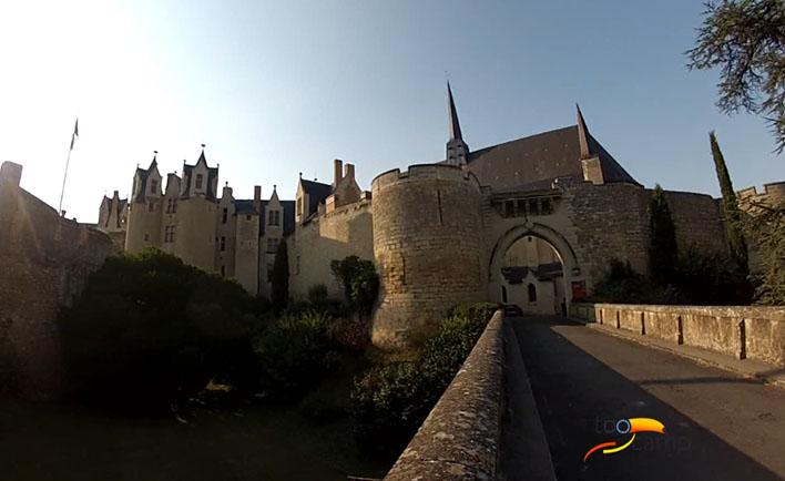 Camping - Les Nobis d'Anjou - Montreuil-Bellay - Pays de Loire - France