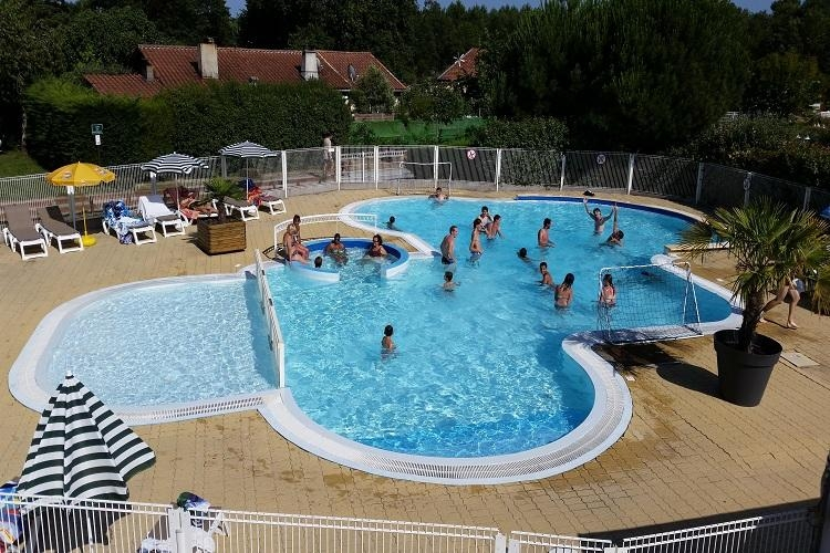 Camping - Carcans - Aquitaine - Les Pins