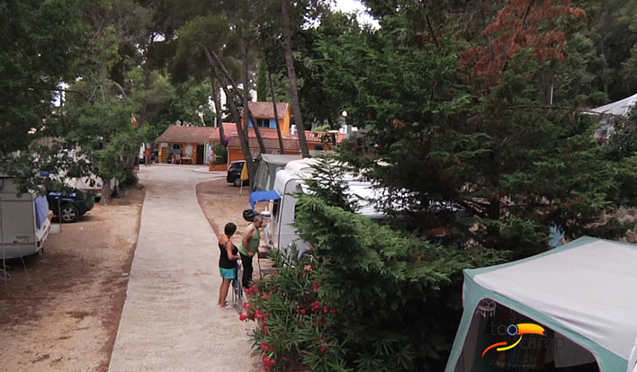Camping - Les Playes - Six Fours les Plages - Provence-Alpes-Côte d'Azur - France