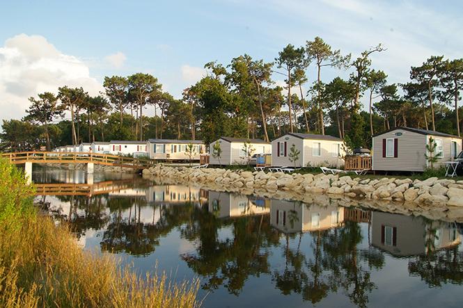 Camping - Les Viviers - Lège Cap Ferret - Aquitaine - France