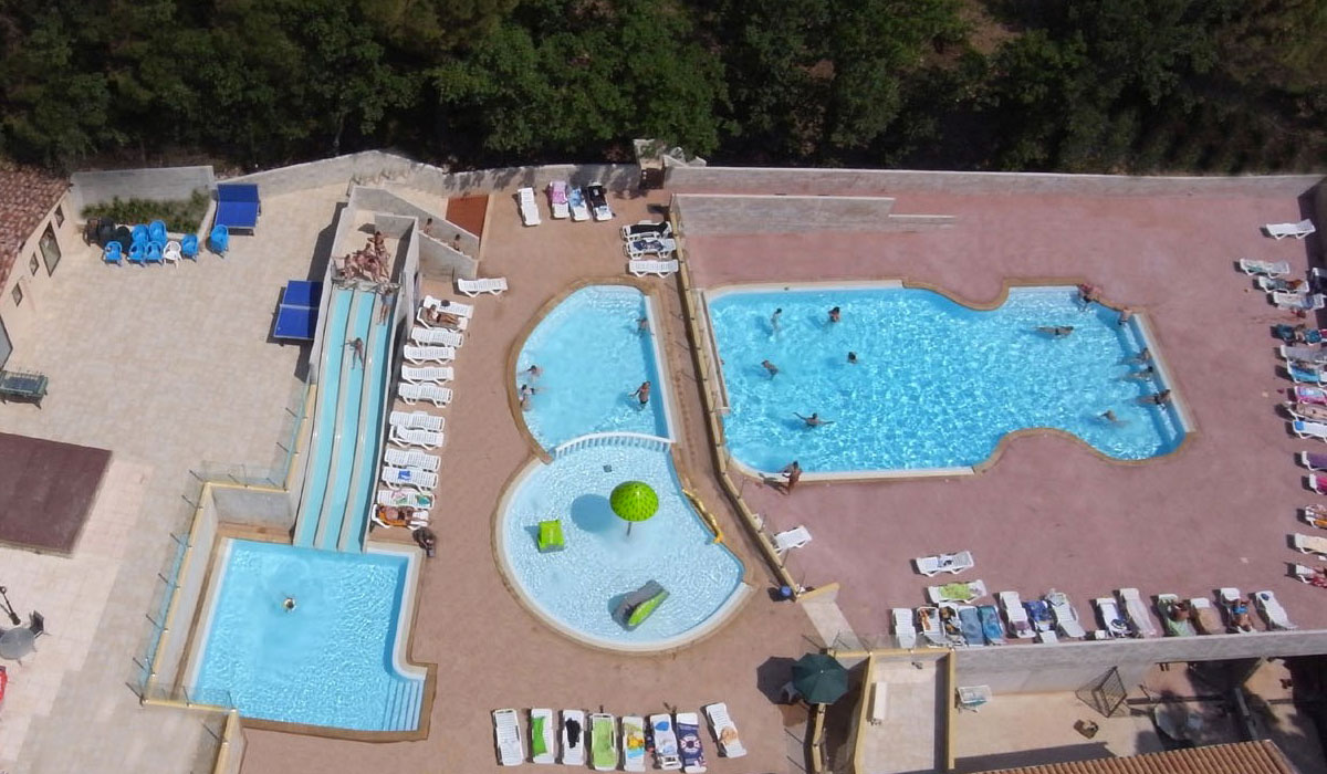Camping - Fayence - Provence-Alpes-Côte d'Azur - Lou Cantaire
