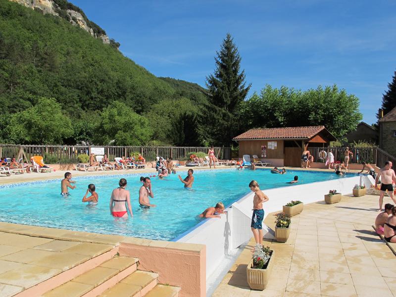 Camping - Maisonneuve - Castelnaud-la-Chapelle - Aquitaine - France