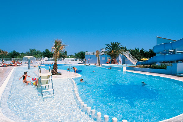 Camping - Spa Marisol - Torreilles - Languedoc-Roussillon - France