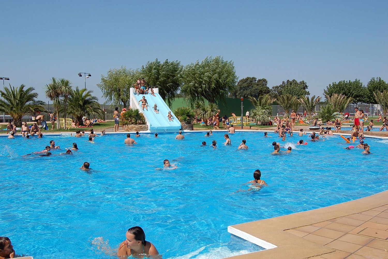 Toocamp le comparateur camping for Camping verdon piscine