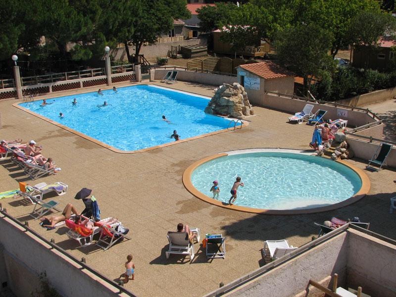 Camping - Sanary-sur-Mer - Provence-Alpes-Côte d'Azur - Parc Mogador