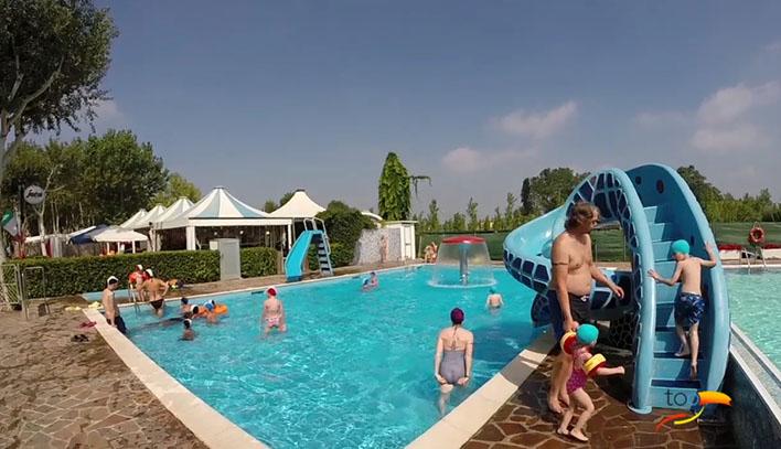 Camping - Sottomarina di Chioggia - Vénétie - Oasi